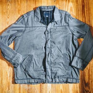 {Converse} Grey Jacket